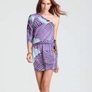 Tibi Daniella One Shoulder Dress XS